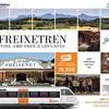 フレシネ社のワイナリー見学と鉄道の切符がセットになったお得なチケット FREIXETREN