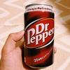 知的飲料「ドクターペッパー」のススメ