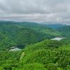 神居ダム(北海道旭川)