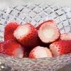 【まるごと練乳いちごアイス】ひんやり甘美味!通販で大人気のスイーツを簡単手作り♪