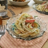簡単!!サラダスパゲティの作り方/レシピ