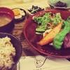 今日のランチ✨玄米 健康定食