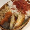 海老佃煮の弁当