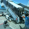 ANA FLYING HONUチャーターフライトin関西国際空港 ビジネスクラス搭乗記①