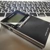 【東芝】TY-SPR5は高感度ポケットラジオ。【ラジオ紹介】
