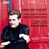 Violin Concertos - Mendelssohn & Schumann:テツラフ, ヤルヴィ, フランクフルト放送交響楽団 (2011 CD-DA)