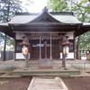 井口八幡神社(三鷹市/井口)の御朱印と見どころ