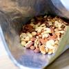 ダイエット中のおやつにもオススメの「ミックスナッツ」「アーモンド」をリピート購入して毎日食べています。