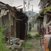 北九州・若松散策(3):中川町は,時空の歪みの中に。