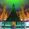 【バンコク旅行記】幻想世界ワットパクナム