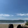 2020夏の日の終わりに浜の宮ビーチ