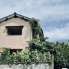 【自宅建築ログ】古家の解体、防音シートの展開と下宿用離れの解体開始