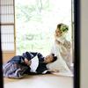 【002-幸せいっぱい結婚式の前撮り・後撮りロケ撮影】