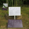 万葉歌碑を訪ねて(その1106)―奈良市春日野町 春日大社神苑萬葉植物園(66)―万葉集 巻一 六四