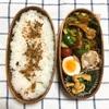 20200131回鍋肉弁当&朝食に時間がかかりすぎる件。