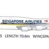 世界最高水準のシンガポール航空