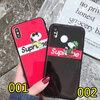 ブランドSupreme IPhoneXケース スヌーピー絵柄 シュプリーム Iphone8/7 Iphone8plus/7plusケース Iphone6/6s Plus Iphone6/6sカバー ジャケット