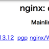 nginx 1.13.12 install from source codes on CentOS7