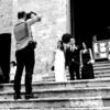 サンジミニャーノの結婚式