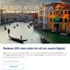 エーゲ航空の20周年記念キャンペーン再追加