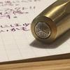 kawecoの万年筆を色々な紙に書いてみました。