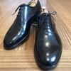 「Enzo Bonafe」(エンツォボナフェ)の革靴を購入したのでレビューします
