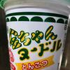 金ちゃんヌードルとんこつ(徳島製粉)