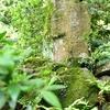 西大野八幡神社の庚申塔 福岡県北九州市小倉南区山本