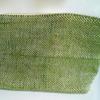 緑のポーチ