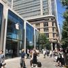 Apple丸の内オープン!!--国内史上最大Storeの大行列に並んでみたら、、『トートバッグのノベルティも!』