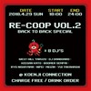 音盤消費組合 RE-COOP Vol.2 Back to Back Special