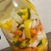 【健康】健康習慣で始めたこと  〜野菜のピクルス・にんにくの醤油漬け・ぬか漬けを作ってみました〜