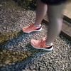 長女とのジョギング