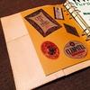 システム手帳をちょこっとデコレーション。ダイソーでステッカーやら何やら買ってきた。