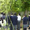 薬用植物園見学(2年生医薬コース)