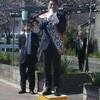 後藤県知事候補来る