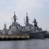 第2回護衛艦カレーナンバー1グランプリ in よこすか 艦艇公開編