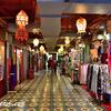 買い物も撮影も楽しいセントラルマーケットの内部