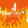 【画像あり】スマホアプリ「Live Fans」の使い方と実際に使ってみての感想