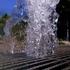 水の妖精のピヨヨン噴水