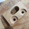 【製作記録】木製玩具 クルマ #1