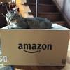 Amazonさんから届く大きな箱たち 〜もう少しまとめられないのかしら〜