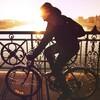 変形性股関節症の時の自転車
