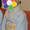 米寿のお祝い会を着物で参加