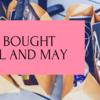 4月&5月の購入品とオススメアーティスト「藤井風」さん
