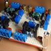A級バランスHPアンプ製作(製作編22)