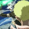ONE PIECE(ワンピース) 722話「執念の刃 逆襲のガンマナイフ!」