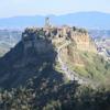 イタリア中部 トスカーナ/ウンブリアの旅 その1 チヴィタ・ディ・バニョレージョ