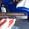 YOSHIMURAプレートをシリーズ7に取り付けました。(今日は小ネタ)