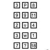 【算数パズル】3,p,8なら7,?,18のハテナにはどんなアルファベットが入る???